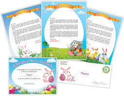 easter bunny letter easter bunny letter examples easter bunny