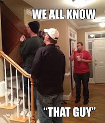 Guy Meme - all know that guy meme