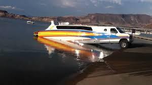 watercar gator boaterhome the boat van conversion youtube adrenaline