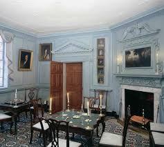 Interior Architectural Details  George Washingtons Mount Vernon - Mount vernon dining room