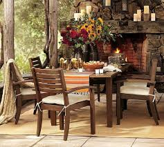 Pottery Barn Dining Room Tables Retro Christmas Dining Table Decoration Ideas Pottery Barn Dining