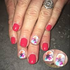 nailed it love all the creative nail art that our pro u0027s are