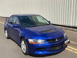 mitsubishi blue used mitsubishi evo vii ix cars for sale with pistonheads
