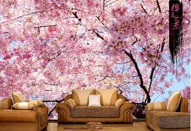 compare prices on wallpaper cherry blossom online shopping buy