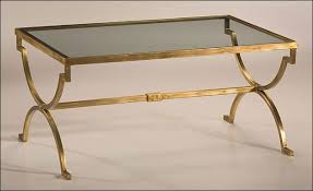 Glass And Gold Coffee Table Great Gold Leaf Coffee Table Elegant Gold Glass Coffee Table
