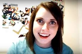 Obsessed Girlfriend Meme - remember overly attached girlfriend here s what she s up to now