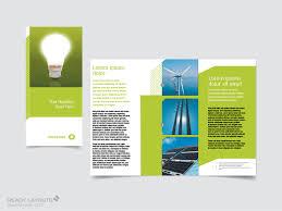 free indesign tri fold brochure templates elegant free trifold