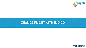 change flight booking with indigo airlines youtube