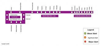 cta line map rail service alerts discussion thread page 2 cta rail