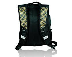 buy laptop backpack online with sleek design with earphone