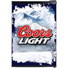 coors light beer fridge coors light fridge custom wrapped fridges canada custom fridge