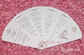 wedding program fan template wedding program fan template template ideas