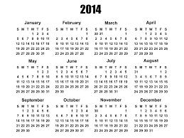 2014 calendars template expin memberpro co