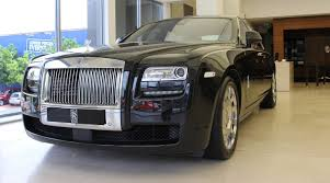roll royce truck rolls royce ghost art deco 740k oz special is one of a kind