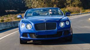 bentley front 2014 bentley continental gt speed convertible moroccan blue