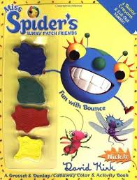 spider u0027s sunny patch friends fun bounce color