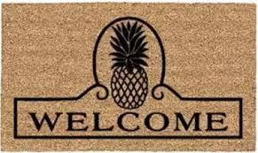Come In And Go Away Doormat A New Welcome Mat For The Year Of Mercy