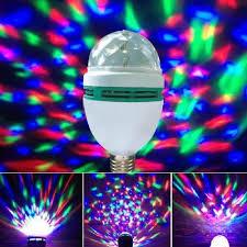 led net lights multi color disco light mini party l led 3w multi colour effect at rs 150