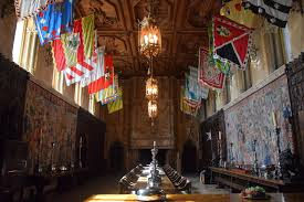Crossed Off The Bucket List Finally Inside Hearst Castle - Hearst castle dining room