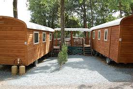 roulotte 2 chambres roulottes 2 chambres picture of cing les loges meschers sur