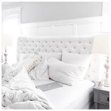 All White Bed How To Style A Dreamy Bed