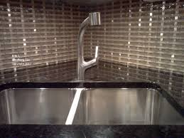 Contemporary Kitchen Backsplash by Modern Glass Backsplash Tiles Contemporary Glass Metal Stone