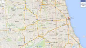 Chicago Map Traffic by Github