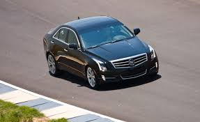 2013 Cadillac Ats First Drive U2013 Review U2013 Car And Driver