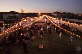 Backyard Wedding Lighting by Modern Backyard Wedding Fl Wedding Photographer U2014 Orlando Fl