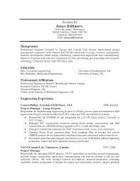 mechanical engineer resume sample doc fresher mechanical engineer
