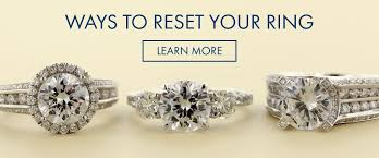 upgrading wedding ring reset or upgrade your ring s jewelers