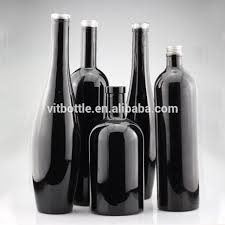 unique wine bottles for sale cool design spray painting bottle gold chagne bottle glass