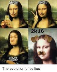 Selfie Meme Funny - 2013 2014 2k16 the evolution of selfies funny meme on sizzle
