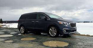 2015 minivan review 2015 kia sedona with two strikes kia steps into the
