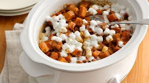 cooker sweet potato casserole recipe pillsbury