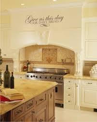 ideas for decorating kitchen walls inexpensive kitchen wall decorating ideas interior design