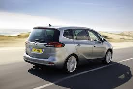 2012 Vauxhall Zafira Tourer Price 21 000