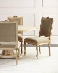 john richard collection cree dining table u0026 valerie velvet dining