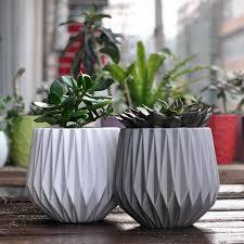 decorative indoor plants tremendeous indoor plant pots modern flower decoration ceramic pot