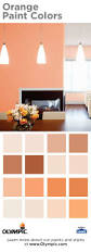 138 best orange paint colors images on pinterest olympic paint