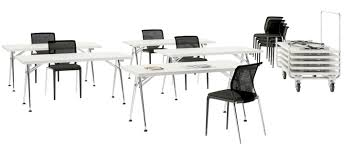 Vitra Boardroom Table Contemporary Conference Table Wooden Metal Rectangular
