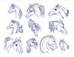 340 best red work images on pinterest embroidery patterns redwork embroidery designs to download instant download machine embroidery designs horse heads set of 10