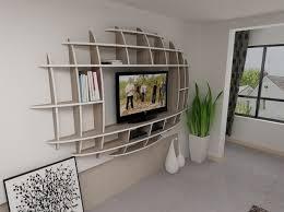 Living Room Shelf Ideas Impressive Design Of Wall Shelves Tv Units For Living Room