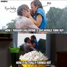 Me On Valentines Day Meme - me on valentines day meme startupcorner co