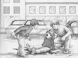 Bad Day Go Away A Book For Children My Think Of The Children Tuesday And