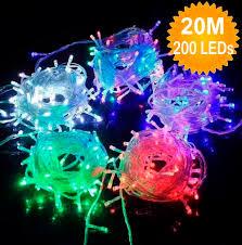 led christmas lights wholesale china sale 20m 200 led christmas light string fairy lights garland