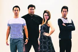 the cast of the noose gives us the scoop on one another todayonline