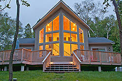 Ontario Cottage Rentals by Ontario Cottage Rentals Sauble Beach Red Bay Retreat 759