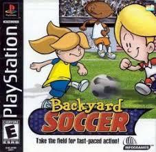 Backyard Basketball Ps2 by Backyard Soccer Wikipedia