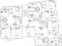 4 bedroomed house plan image executive home decor waplag design